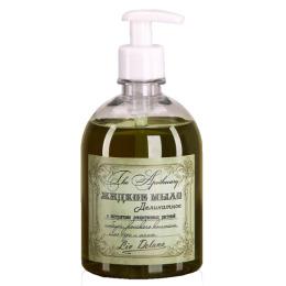 Liv Delano жидкое мыло деликатное с экстрактами лекарственных растений имбиря, конского каштана, алоэ вера и мяты