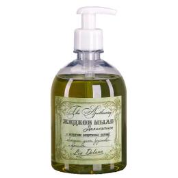 Liv Delano жидкое мыло деликатное с экстрактами лекарственных растений облепихи, липы, брусники и крапивы