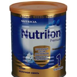 """Nutrilon молочная смесь """"Premium 1"""" с рождения"""