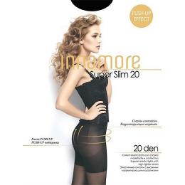 "Innamore колготки женские ""Super Slim"" 20d, Nero"