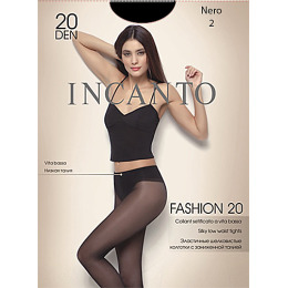 "Incanto колготки женские ""FASHION"" 20d, Nero"
