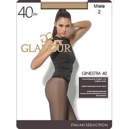 "Glamour колготки женские ""Ginestra"" 40d, Miele"