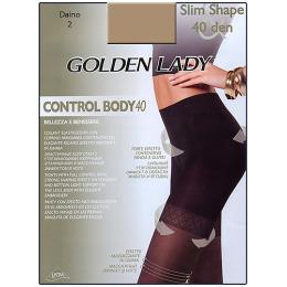 "Golden Lady колготки женские ""Control Body"" 40d, Daino"