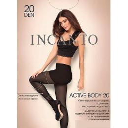"Incanto колготки женские ""Active Body"" 20d, Melon"