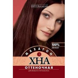 Фитокосметик ХНА оттеночная Махагон