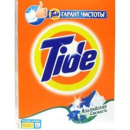 """Tide стиральный порошок """"Альпийская свежесть"""", 400 г"""