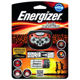 """Energizer фонарь """"Led Headlight"""" налобный"""