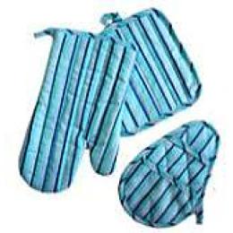 Bonita рукавица + прихватки с тефлоновым покрытием, 2 шт