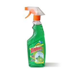 """Windows средство для мытья стекол """"Лайм"""" с распылителем"""