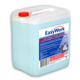 EasyWork средство для сантехники с гипохлоридом