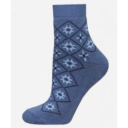 БЧК носки женские 1407 рис. 011, джинсовые