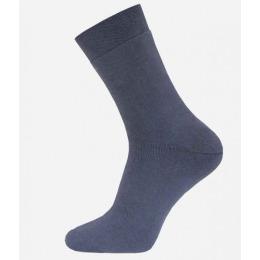 БЧК носки мужские 2420 однотонные, темно-серые