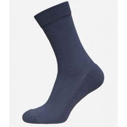 БЧК носки мужские 2421 однотонные, темно-серые