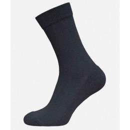 БЧК носки мужские 2421 однотонные, черные