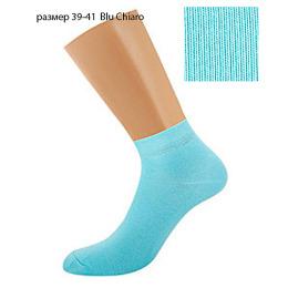 """Griff носки женские """"Donna D4U3"""" Blu Chiaro, укороченные"""