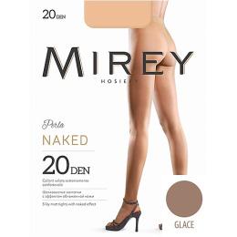 "Mirey колготки ""Naked 20"" glace"