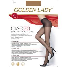 """Golden Lady колготки """"Ciao  20d"""" melon"""