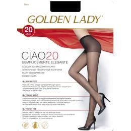 """Golden Lady колготки """"Ciao  20d"""" Nero"""