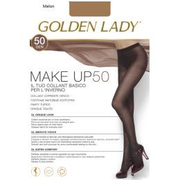 "Golden Lady колготки ""Make Up  50d"" melon"