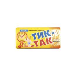"""Тик-так мыло """"Тик-так"""" с овсяным молочком"""