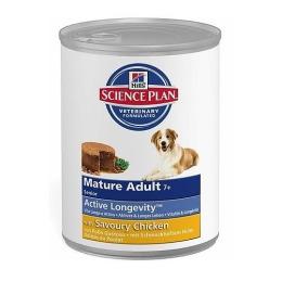 """Hill's корм для пожилых собак """"Science Plan"""" 7+ с курицей"""
