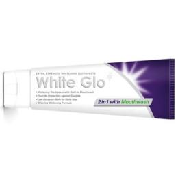 White Glo зубная паста отбеливающая 2 в 1 с ополаскивателем для полости рта