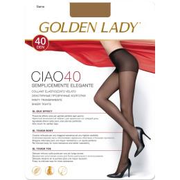 """Golden Lady колготки женские """"CIAO"""" 40d, Daino"""