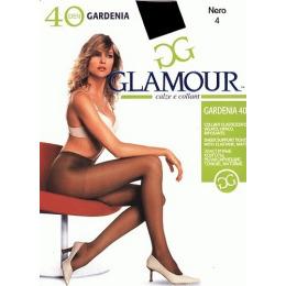 "Glamour колготки женские ""Gardenia"" 40, nero"