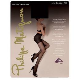 """Philippe Matignon колготки женские """"Revitalise"""" 40d, Nero"""