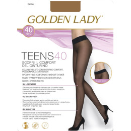 "Golden Lady колготки женские ""TEENS"" 40d VB, Daino"