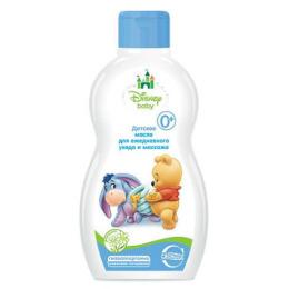 Disney детское масло для ежедневного ухода и массажа