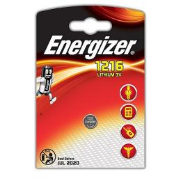 "Energizer батарейка ""Lithium"" CR1216 PIP1"