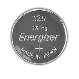 """Energizer батарейка часовая """"Silver Oxide"""" 329 MBL"""