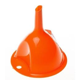 Пластик центр воронка  мандарин