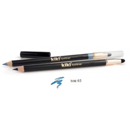 Kiki карандаш для глаз с аппликатором, 1.1 г