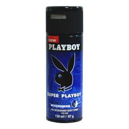 """PlayBoy парфюмированный дезодорант спрей """"Super Skintouch"""" для мужчин"""