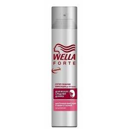 Wella пена для волос средней длины