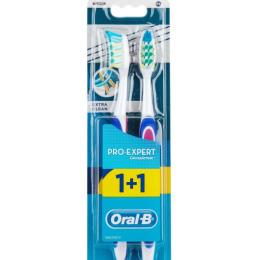 """Oral-B зубная щетка """"ProExpert Complete 7"""" средняя 1+1шт"""