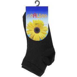"""Грация носки """"H 003 16"""" черные"""