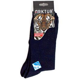 """ARKTUR носки мужские """"J 001"""" темно-синий"""