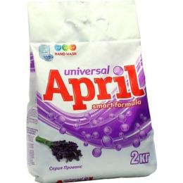 """April Evolution стиральный порошок """"Evolution. Provenсe"""" универсальный  ручная стирка"""