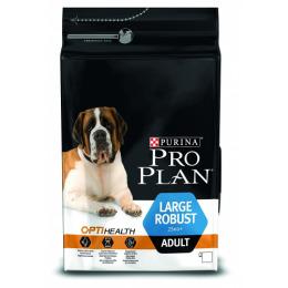 """Pro Plan корм """"Курица"""" для взрослых собак  крупных пород с мощным телосложением"""