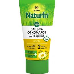 """Gardex крем """"Naturin. Ромашка-пижма"""" от комаров детский"""
