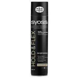 """Syoss лак для волос """"Hold & Flex"""" сильная фиксация"""