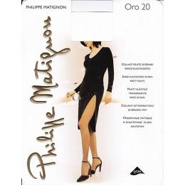 "Philippe Matignon колготки женские ""Oro"" 20d, Playa nature"