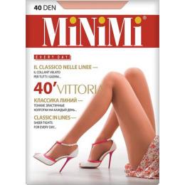 "Minimi колготки ""Vittoria 40"" fumo"