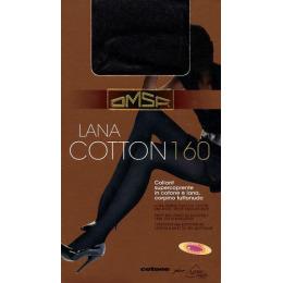 "Omsa колготки ""Lana Cotton 160"" nero"