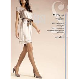 "SiSi колготки ""Miss. 40"" Grafite"