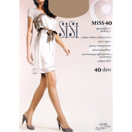 "SiSi колготки ""Miss. 40"" Naturelle"