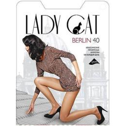 """Lady Cat колготки """"Berlin. 40"""" телесный"""